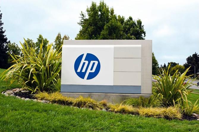 Trong quý tài chính cuối cùng trước khi phân tách thành 2 công ty riêng biệt, Hewlett-Packard Co đã chứng kiến doanh thu tiếp tục giảm mạnh.