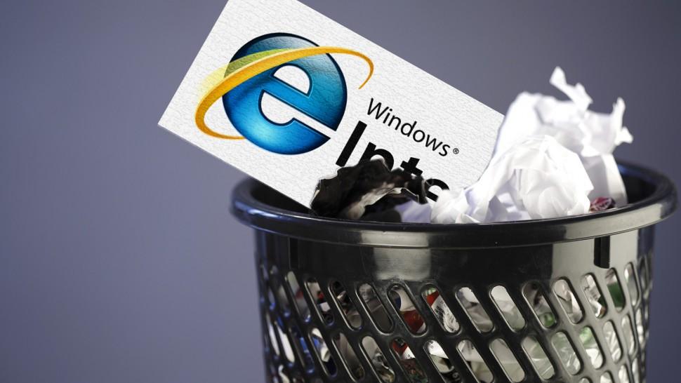 Microsoft sửa soạn chia tay Internet Explorer