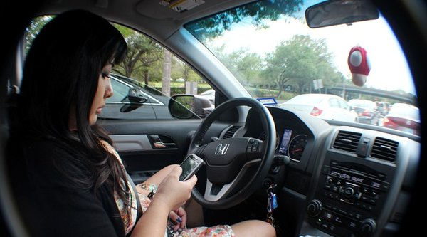 Smartphone đang trở thành 'thảm họa' giao thông của Mỹ