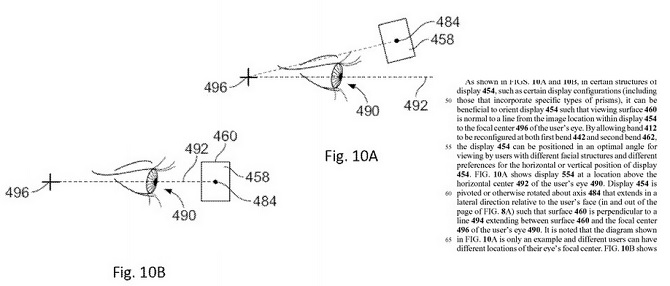 Lộ diện thiết kế của Google Glass 2