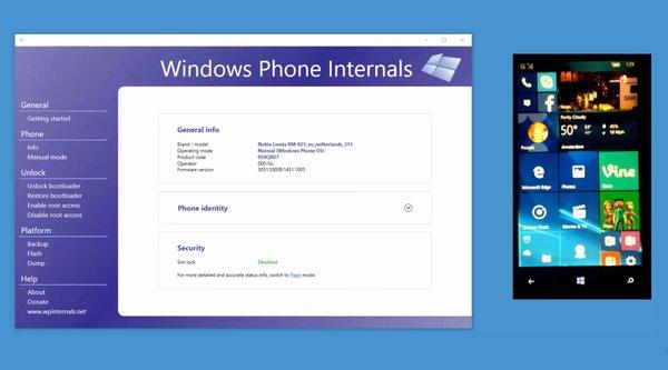 Người dùng Windows Phone sắp root được máy