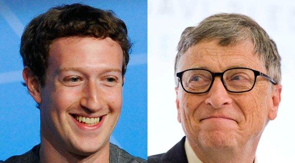 Mark Zuckerberg liên minh với Bill Gates chống biến đổi khí hậu