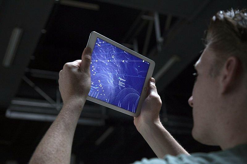 Architecture of Radio - một ứng dụng hay hiển thị sóng wifi như phim 007. - 102380