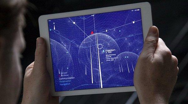 Ứng dụng giúp bạn 'nhìn' sóng Wi-Fi ở quanh mình