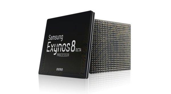 Chip Samsung Exynos 8890 phá kỷ lục AnTuTu