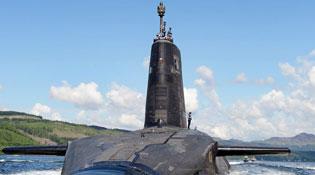 Chương trình vũ khí hạt nhân của Anh có thể sẽ bị hack