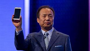 """Samsung thay """"chủ tướng"""" mảng di động"""