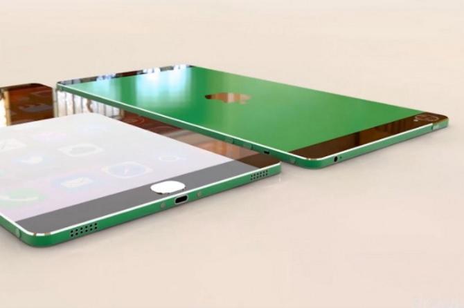 iPhone 7 có 5 bản thử nghiệm khác nhau