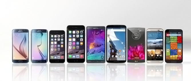 """Khái niệm """"smartphone đầu bảng"""" đã chết?"""