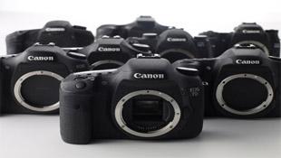 Những máy ảnh DSLR tốt nhất của Canon