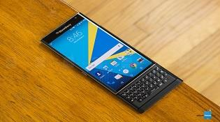 BlackBerry Priv nhận bản cập nhật đầu tiên