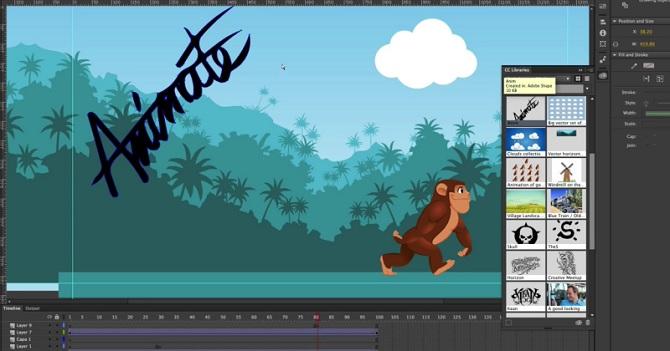 Adobe đổi tên Flash Pro thành Animate CC, chuẩn bị 'khai tử' Flash?