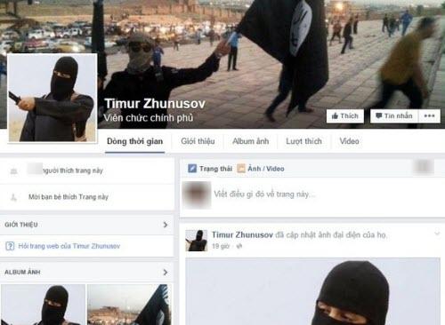 Bộ Công an tìm ra 3 học sinh cấp 2 mạo danh IS