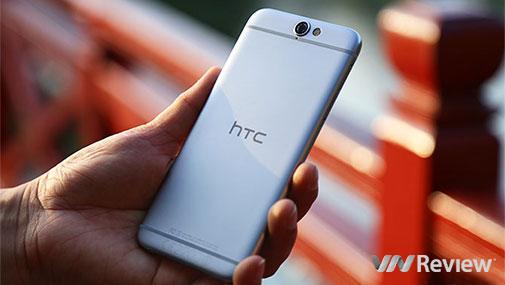 Đánh giá HTC One A9
