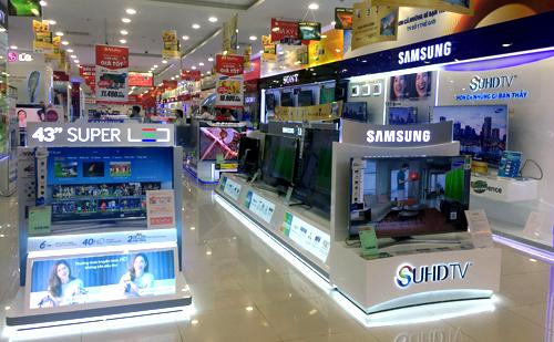 TV 4K ở Việt Nam đang ngày càng rẻ