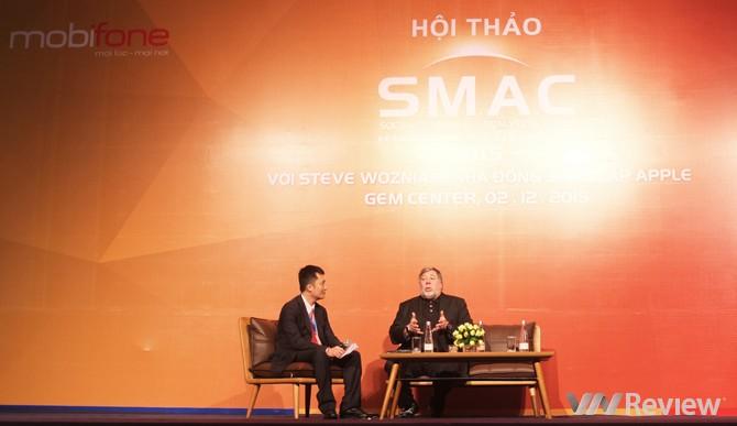 """Đồng sáng lập Apple: Giới trẻ Việt cần tạo ra """"sự khác biệt"""""""