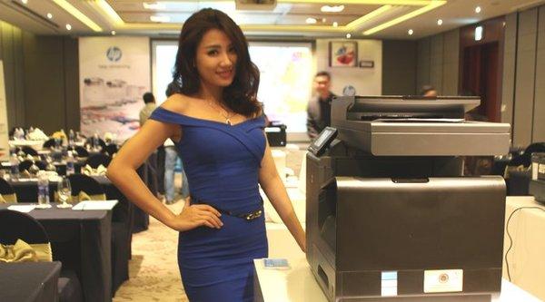 HP ra mắt 3 mẫu máy in bảo mật tại Việt Nam