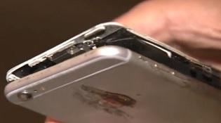 iPhone 6 Plus bất ngờ bốc cháy trong túi quần