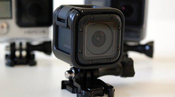 GoPro giảm giá Hero4 Session chỉ còn 4,5 triệu đồng