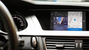 Xe hơi tương lai tích hợp tính năng quét bản đồ di động?