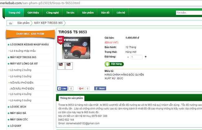 bán hàng online