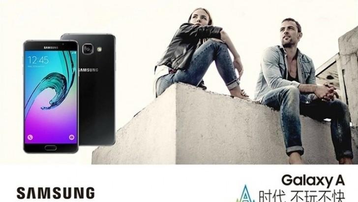 """Galaxy A9 lộ diện chính thức: Màn 6"""" Full HD, cảm biến vân tay, 3GB RAM, giá 10,6 triệu đồng"""