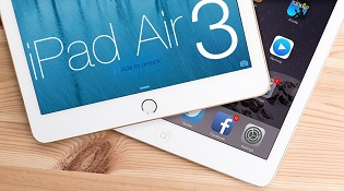 iPad Air 3 sẽ không có 3D Touch