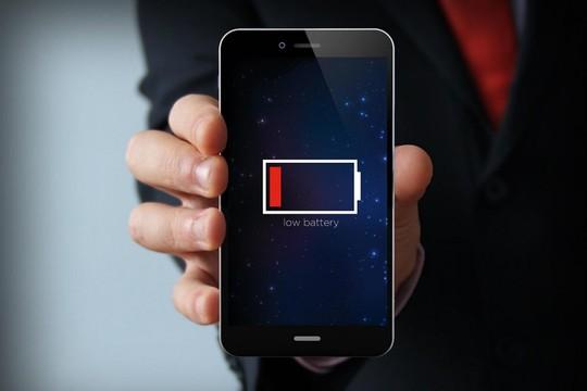 Sony phát triển công nghệ giúp tăng 40% thời lượng pin