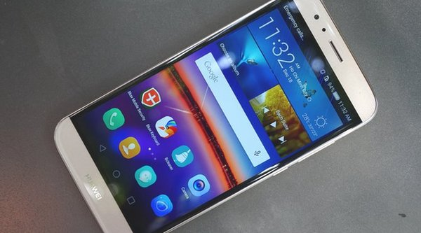 Trên tay Huawei G7 Plus