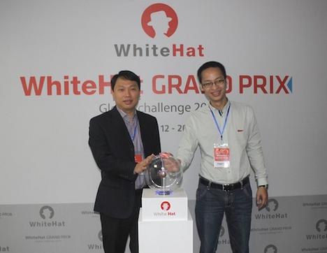 Đài Loan dẫn đầu cuộc thi An ninh mạng toàn cầu tại Việt Nam
