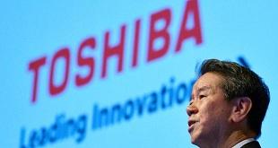 Toshiba sa thải gần 7000 nhân viên sau scandal tài chính