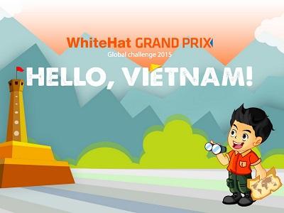 Đội Đài Loan đoạt giải nhất WhiteHat Grand Prix 2015
