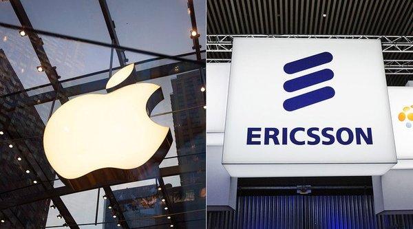 Apple sẽ trả Ericsson 0,5% doanh thu từ iPhone, iPad 'phí bản quyền'