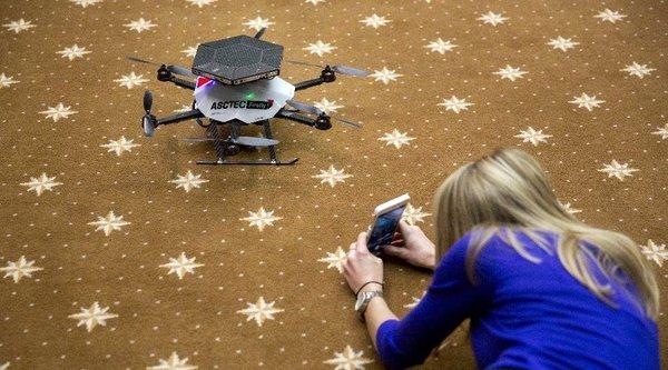 Người đăng ký drone tại Mỹ sẽ phải công khai tên và địa chỉ