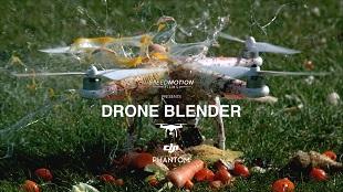 Cánh quạt của drone nguy hiểm như thế nào