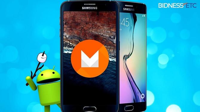 Samsung ra mắt chương trình Marshmallow beta cho Galaxy S6