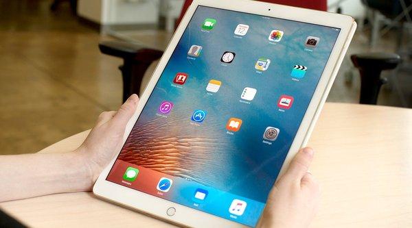 Doanh số iPad Pro ở Trung Quốc không đạt chỉ tiêu, quá thấp so với iPad Air 2
