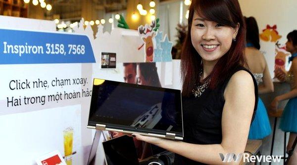 Dell ra mắt loạt laptop và máy bàn mới ở Việt Nam
