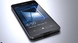 Lumia 650 lộ ảnh dựng tuyệt đẹp
