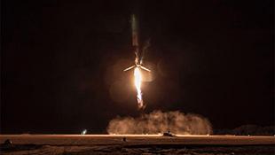 Sự kiện Falcon 9 hạ cánh thành công quan trọng thế nào?