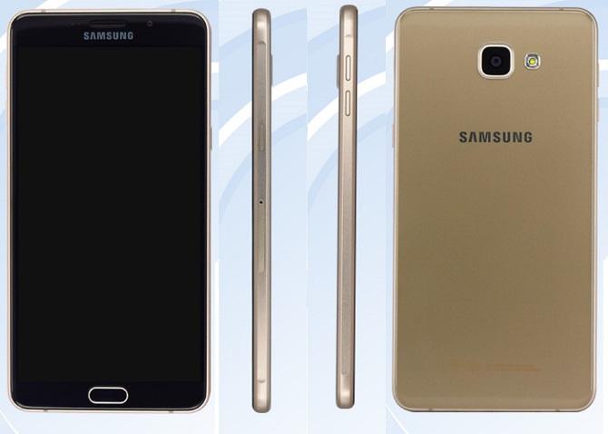 Thông số và cấu hình chính thức của Samsung Galaxy A9