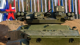 7 phát minh quân sự đầy hứa hẹn của quốc phòng Nga