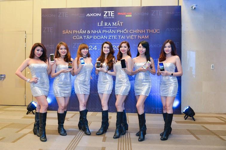 ZTE ra mắt 5 smartphone mới tại Việt Nam, giá từ 2,7 triệu đồng