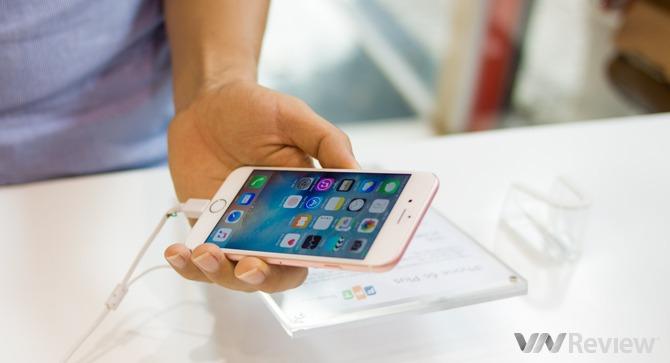 iPhone chững giá thời gian dài, sức bán ì ạch