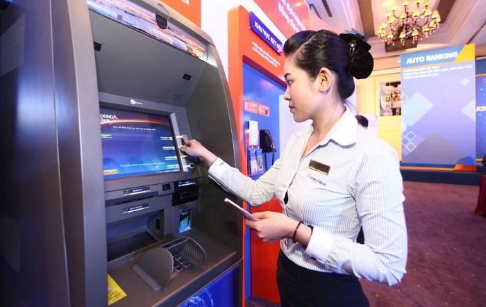 5 bước để tránh mất tiền khi sử dụng ATM