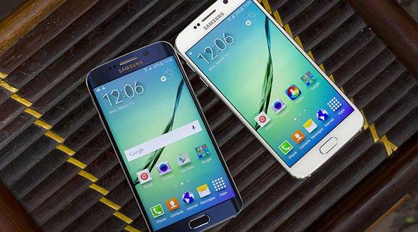 Galaxy S7 màn cong và phẳng sẽ có kích thước khác nhau