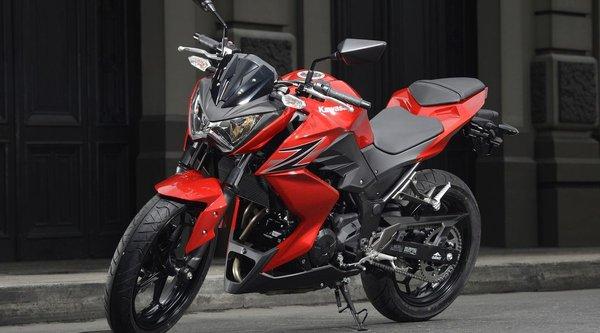 'Mừng hụt' với tin Kawasaki Z300 có giá 149 triệu đồng tại Việt Nam