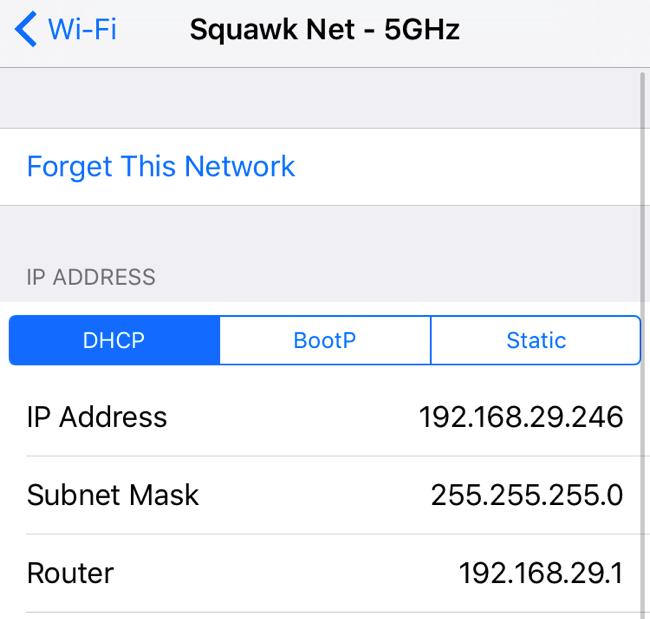Các cách để tìm địa chỉ IP, MAC trên mọi thiết bị