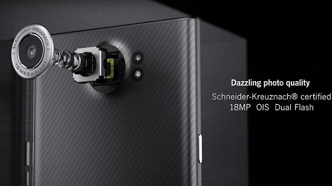 Điểm số camera BlackBerry Priv ngang với iPhone 6s trên DxOMark
