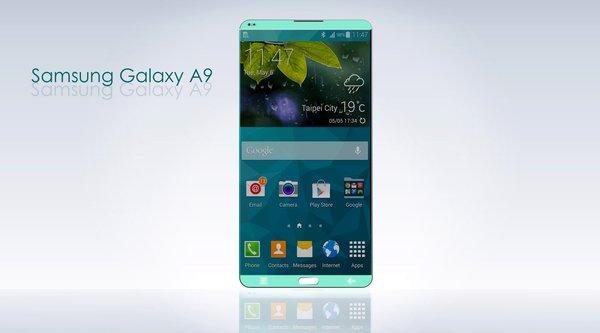 Samsung Galaxy A9 có giá khoảng 500 USD